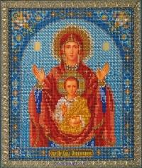 Богородица Знамение. Набор для вышивания бисером
